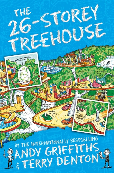 The 26-Storey Treehouse - Andy Griffiths