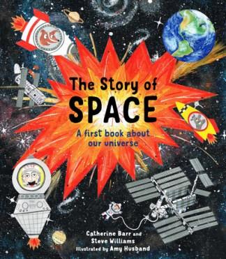 The Story of Space - Barr Catherine