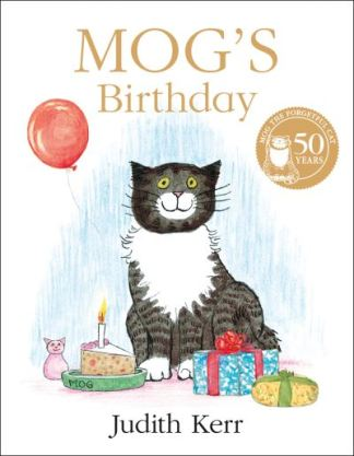 Mog's Birthday - Kerr Judith