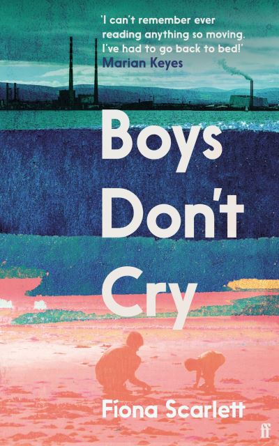 Boys Don't Cry - Scarlett F?ona