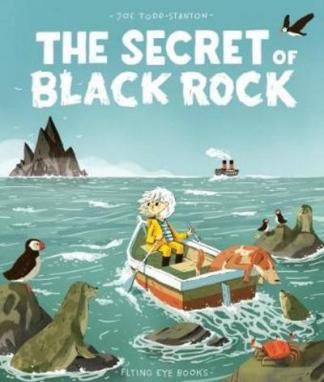 The Secret of Black Rock - Joe Todd-Stanton