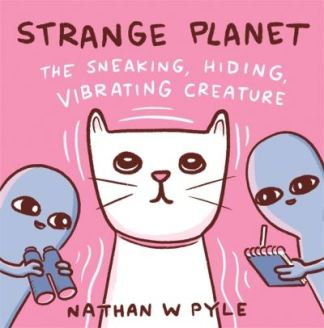 The Sneaking, Hiding, Vibrating Creature - W. Pyle Nathan