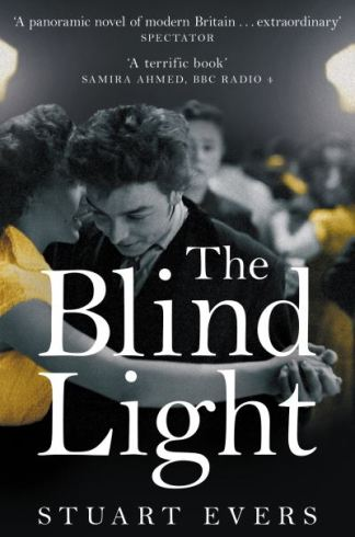 The Blind Light - Stuart Evers
