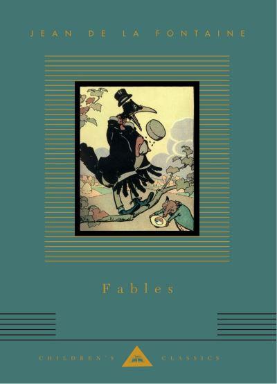 La Fontaine's Fables - Fontaine, Jean  La
