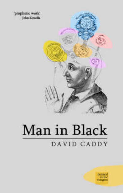 Man in Black - David Caddy