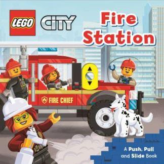 LEGO Fire Station - Books LEGO