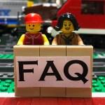 Graphic of FAQ