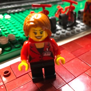 Customer Service Manager for LEGO City fo Bricklyn Dept. of Public Works
