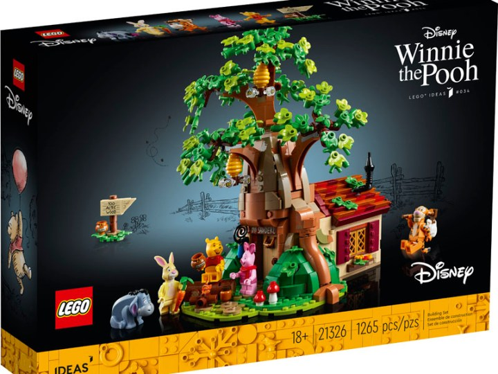 LEGO Winnie the poo