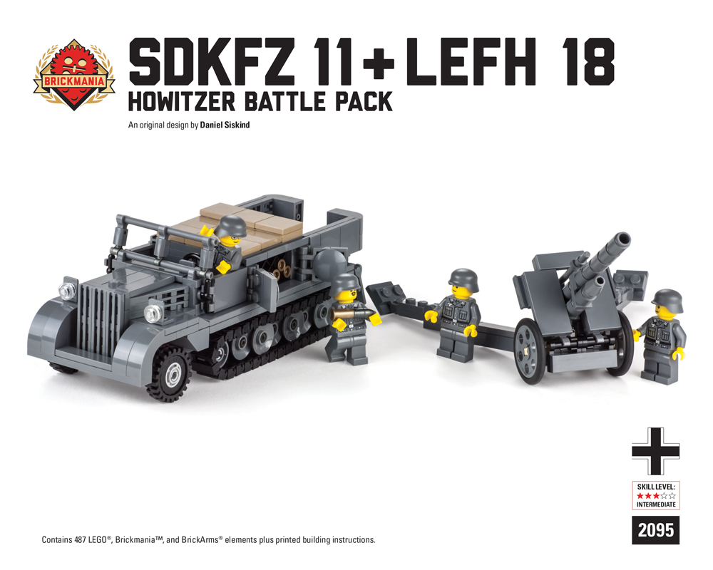 ALMOST GONE: Last Chance For These Brickmania Kits