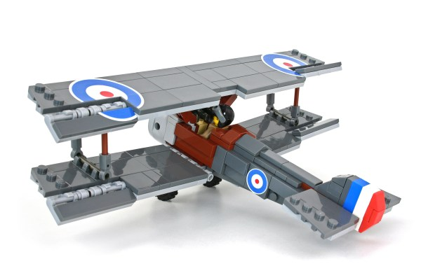 Lego World War 2 Airplanes - Year of Clean Water