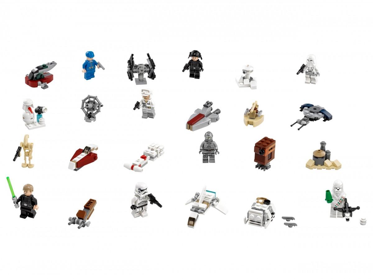 Calendario de Adviento de LEGO 75146 Star Wars