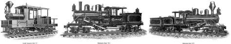 Climax Locomotives