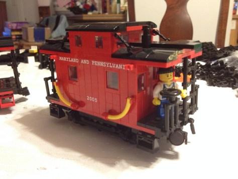 LEGO Train | Brick Model Railroader | Page 2