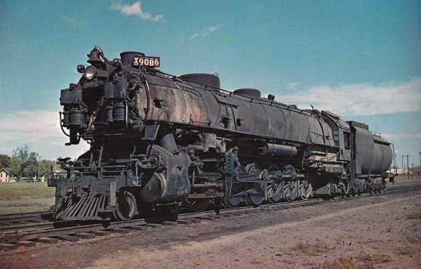 Union Pacific Steam Locomotives