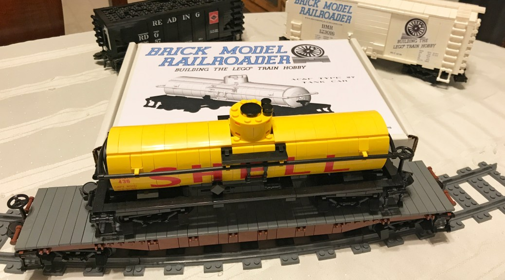 Can I Have Instructions Brick Model Railroader