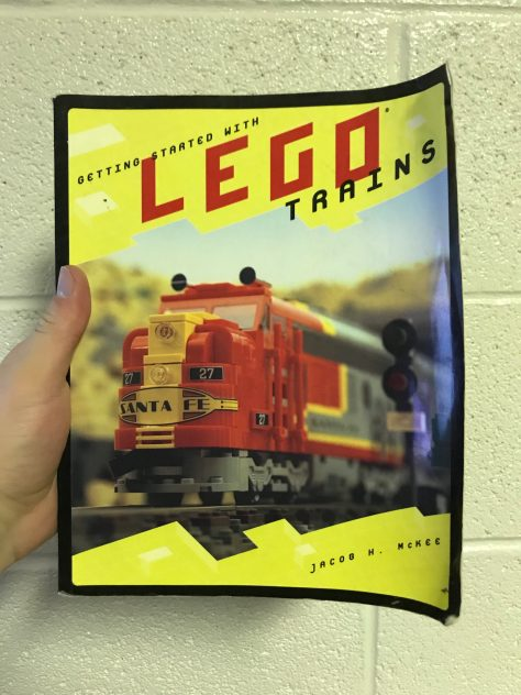 Custom Lego Train 6W Freight Pack #1Instructions ONLY