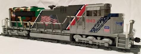 union pacific brick model railroader