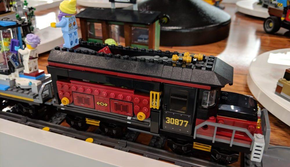 LEGO® News   Brick Model Railroader