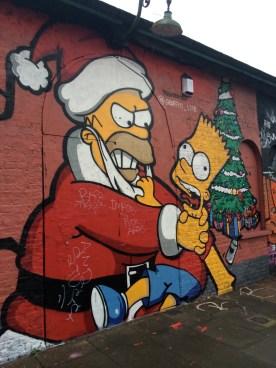 Merry Christmas - graffiti life