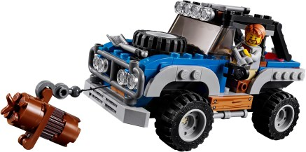 31075 lego creator outback adventures 3