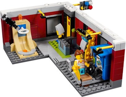 31081 lego creator modular skate house 8