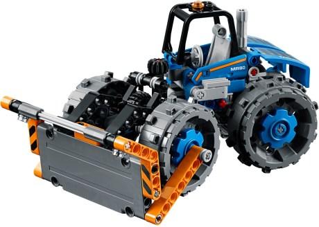42071 lego technic dozer compactor 1