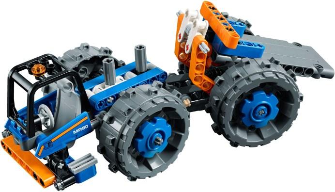 42071 lego technic dozer compactor 4