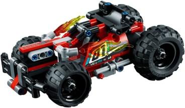 42073 lego technic bash! 0