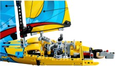 42074 lego technic racing yacht 4