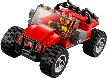 60172 lego city dirt road pursuit 6