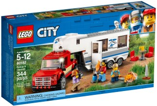 60182 lego city pickup & caravan 2