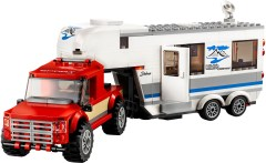 60182 lego city pickup & caravan 3