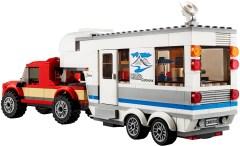 60182 lego city pickup & caravan 4
