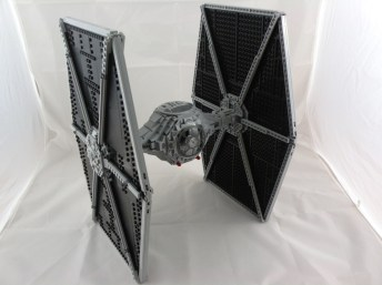 75095 lego star wars tie fighter 42