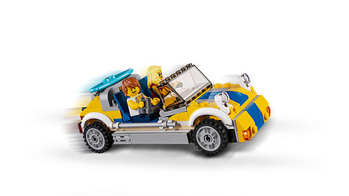 31079 lego creator sunshine surfer van 3