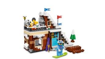 31080 lego creator modular winter vacation 1
