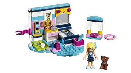 41328 lego friends stephanie's bedroom 2
