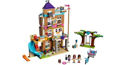 41340 lego friends friendship house 2