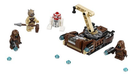 Tatooine Battle Pack (75198) 2