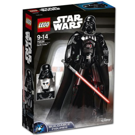 lego star wars 75534 darth vader 1