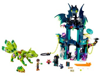 41194 lego elves noctura's tower & the earth fox rescue 2