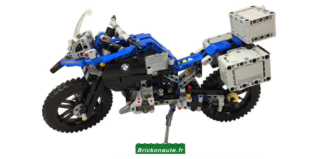 bmw r 1200 gs adventure lego technic 42063 review. Black Bedroom Furniture Sets. Home Design Ideas