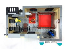 10260 lego creator expert downtown diner 27