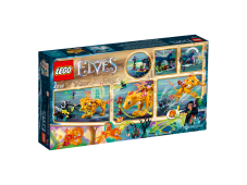 41192 lego elves azari & the fire lion capture 2