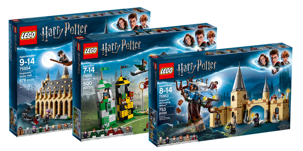nouveaut s lego harry potter en ligne sur le shop home brickonaute. Black Bedroom Furniture Sets. Home Design Ideas
