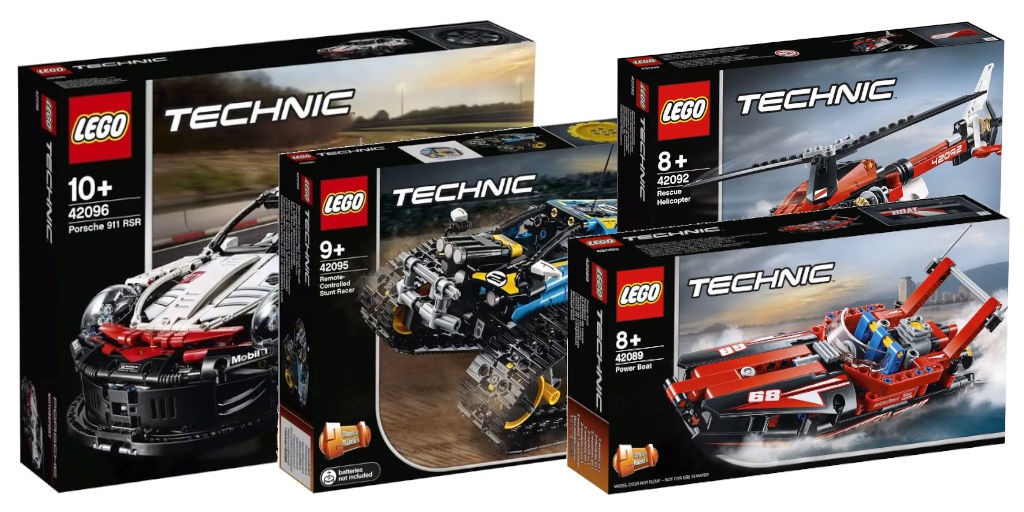 nouveaut s lego technic 2019 des images officielles. Black Bedroom Furniture Sets. Home Design Ideas