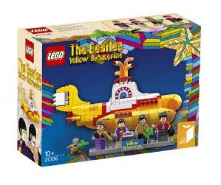 21306: Yellow Submarine