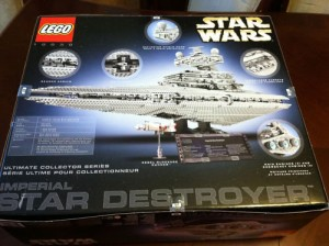 LEGO Star Wars UCS Imperial Star Destroyer 10030