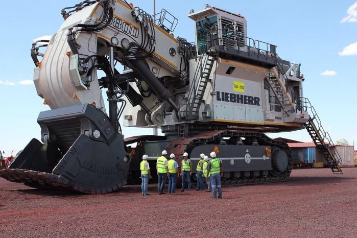 42100 Crawler Excavator R9800.